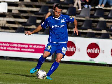 Rodrigo Ribeiro will mit Canach in die Erfolgsspur zurückfinden.