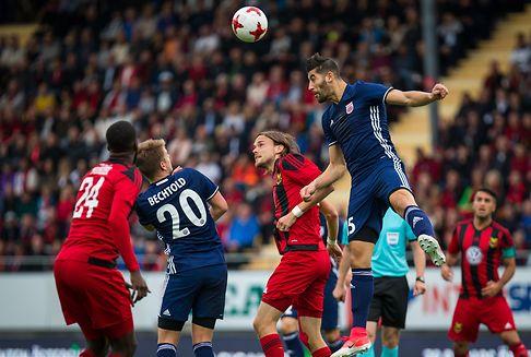 Europa-League-Qualifikation: Fola bewahrt sich Chance