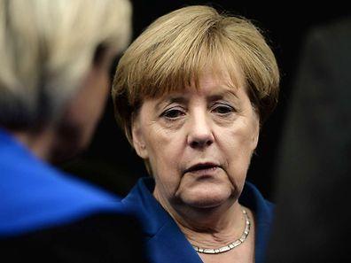 La chancelière Angela Merkel est citée parmi les favoris pour l'obtention du Nobel de la paix en raison de sa médiation dans le conflit en Ukraine et pour avoir ouvert les portes de l'Allemagne aux réfugiés.