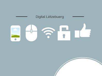 """""""Digital Lëtzebuerg"""" soll das Bild eines """"modernen und offenen Landes"""" verdeutlichen."""