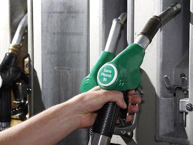 Die Benzinpreise steigen geringfügig, liegen aber noch unter dem Niveau von August.