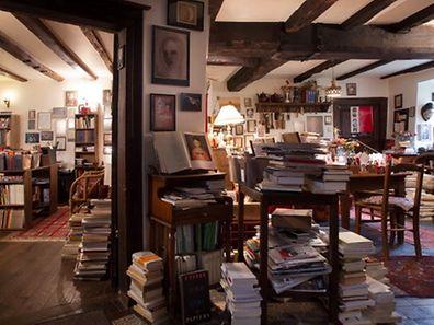 """Der Autor bezeichnete sein Heim als """"Werkstatt des Alchimisten"""""""