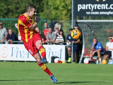 Alexandre Karapetian erzielte die beiden Treffer für F91.