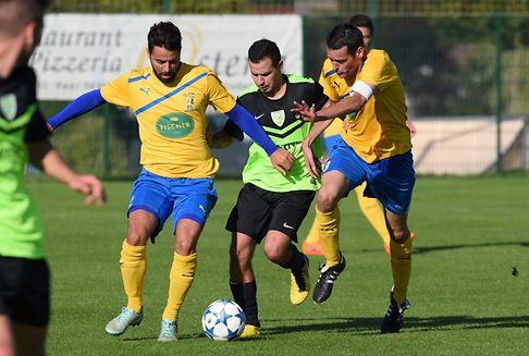 Football / Division 2: Syra Mensdorf: un certain goût pour le partage