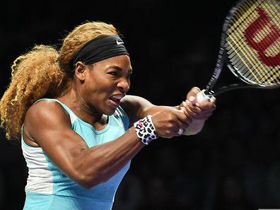 Face à Eugenie Bouchard, Serena Williams a retrouvé toute sa hargne et un service performant