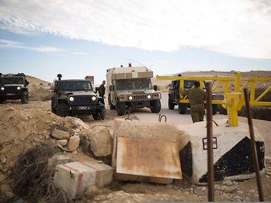 Auf der Sinai-Halbinsel kommt es immer wieder zu bewaffneten Übergriffen und anderen Zwischenfällen.