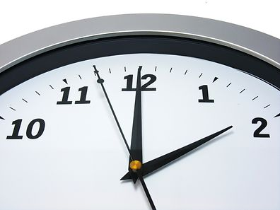 Set your clocks back from 3am to 2am during the night from Saturday to Sunday