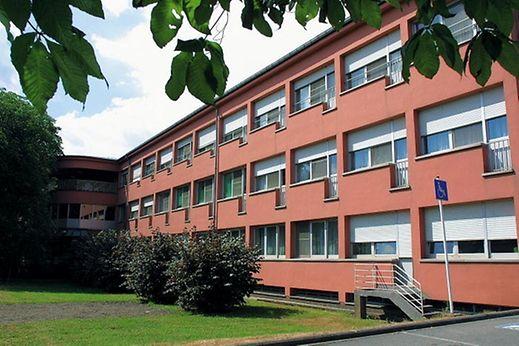 La maternité laissera place en juin 2015 au Centre Femme Mère Enfant.