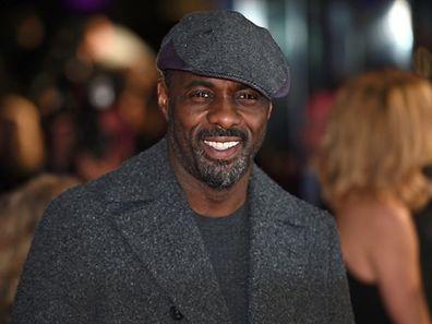 L'acteur britannique Idris Elba.