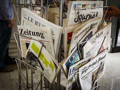 Die Sparpläne der Regierung und die Forderungen der Lehrer-Gewerkschaften sind heute Hauptthemen in der Tagespresse.