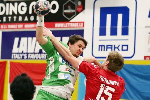 Challenge-Cup im Handball: Berchem steht im Viertelfinale