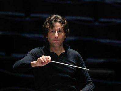 23.09.14 repetition generale , Philharmonie,  OPL , Gustavo Gimeno, gimeno 7 photo: Marc Wilwert