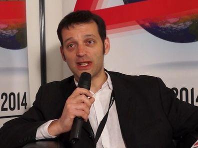 Edouard Perrin avait convaincu Antoine Deltour de lui confier les documents de PwC. (Photo: Figra TV)
