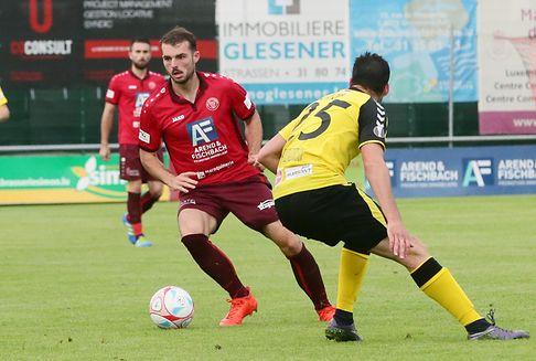 FC Progrès: Kerger aus Strassen verpflichtet