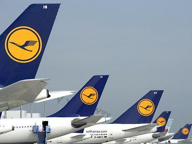 Die Lufthansa fliegt am Dienstag planmäßig.