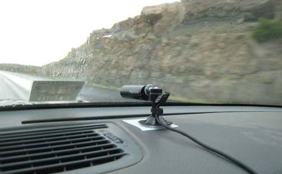 Dashcams sind in mehreren Ländern beliebt - in Luxemburg dagegen dürfen sie nicht benutzt werden.