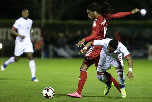 Après Luxembourg - Cap-Vert 0-2 : Gerson Rodrigues: «On avait plus envie contre la France»