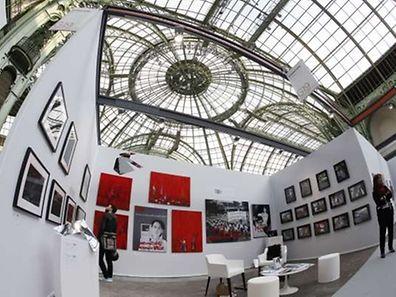 """Die """"Art Paris Art Fair"""" wurde am Donnerstag eröffnet."""