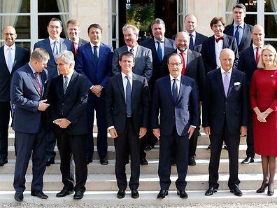 Am Wochenende trafen sich neun sozialistische und sozialdemokratische Staats- und Regierungschefs in Paris.