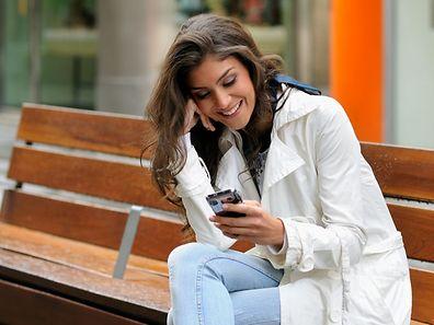 26% des célibataires ont déjà envoyé des sextos.