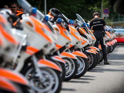 Die Polizeireform rollt an.