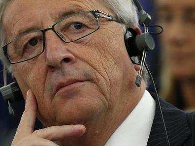 Designated president of the European Commission Jean-Claude Juncker