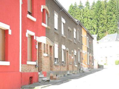 Einfamilienhäuser, wie hier ehemalige Arbeiterhäuser in Lasauvage, machen den Charme der Cité du Fer aus.