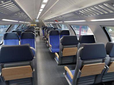 Les trains KISS Feront la navette entre le Luxembourg et Coblence.