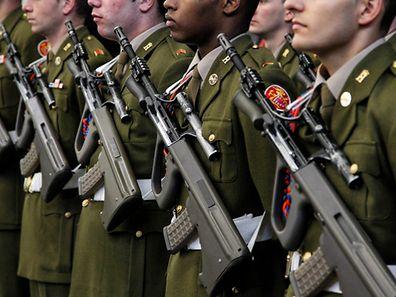 Die Luxemburger Armee soll künftig angemessenere Schulstrukturen erhalten.