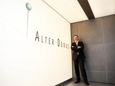 Laurent Vanderweyen of Alter Domus
