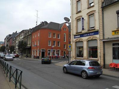 Differdange main street
