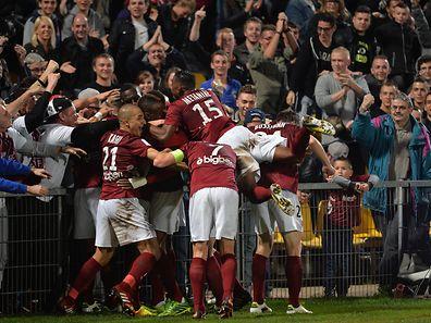 Gegen Bordeaux wird im Stade Saint-Symphorien aller Voraussicht nach keine außergewöhnliche Stimmung aufkommen.