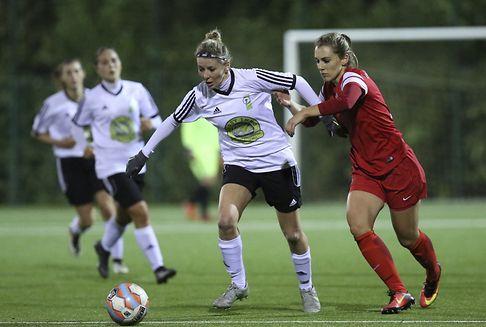 Championnat dames: Junglinster s\'isole en tête de la Ligue 1