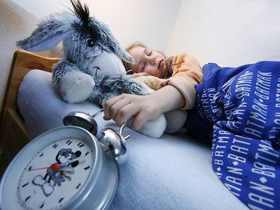 In der Nacht zum Sonntag werden die Uhren eine Stunde zurückgestellt.