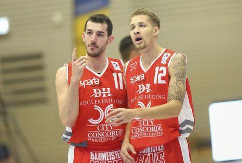 Basketball-Meisterschaft: Die Titelgruppe steht fest