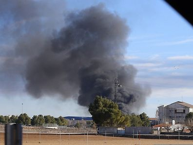 Das Unglück ereignete sich auf dem Luftwaffenstützpunkt Albacete.