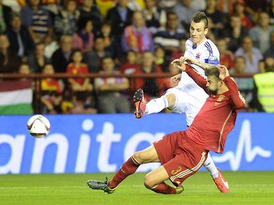 Le Luxembourg de Bensi s'est incliné face à la Roja de Piqué, mais n'a pas du tout été ridicule malgré le score.