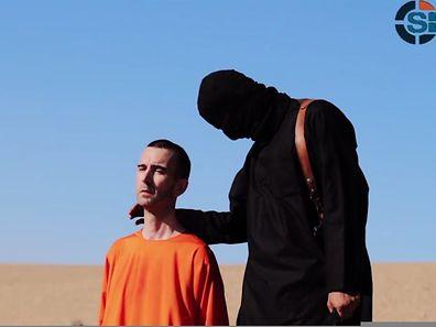 Le Britannique David Haines est le troisième otage à avoir été décapité après la mort de deux journalistes américains