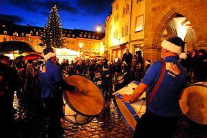 Weihnachtsmarkt Echternach (FOTO: Frank Kliem, pro-fotografie.de)