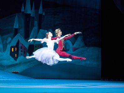 The Bolshoi ballet's The Nutcracker