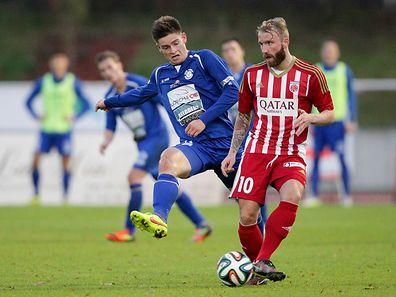 Jakob Dallevedove s'est distingué lors du début de saison