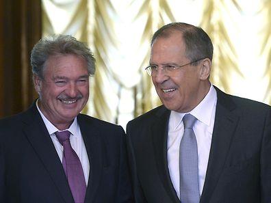 «Nous ne sommes pas dans le même train» Approches divergentes des accords de Minsk: l'Europe veut la paix et Moscou pinaille
