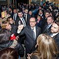 Visite officielle au Luxembourg du president de la Republique fr