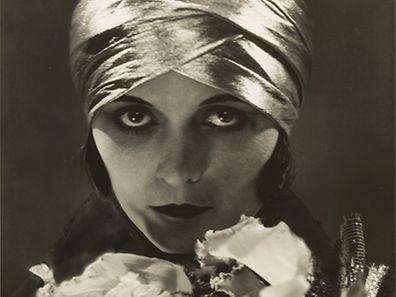 Pola Negri, taken by Edward Steichen