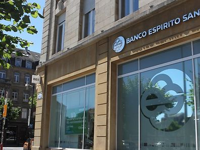 Banco Espirito Santo in Luxembourg