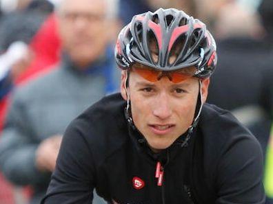 Joel Zangerle (Cult Energy Pro Cycling) bei der Mallorca-Challenge - Foto: Rene Vigneron