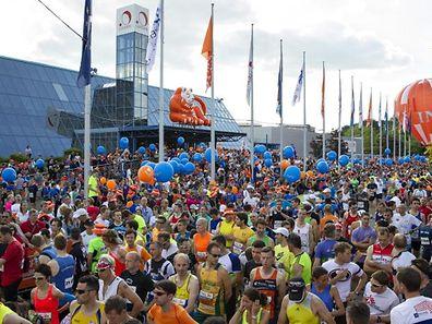 Leichtathletik ING Night Marathon 31.05.2014 - Foto: Christian Kemp