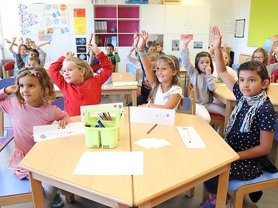 New term starts at St.Georges International School