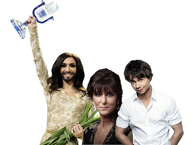 Three previous Eurovision winners will perform at Casino 2000 - Conchita Wurst (Austria), Linda Martin (Ireland) & Alexander Rybak (Norway)