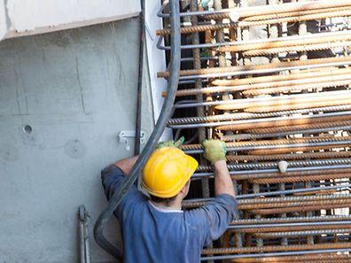 Die Konkurse in der Baubranche legten im ersten Halbjahr markant zu. (Foto: Tania Feller)